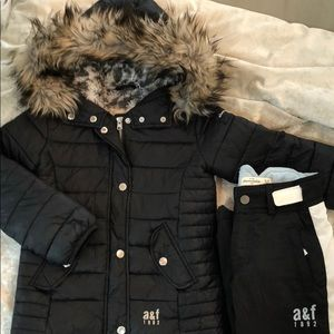 Abercrombie kids snow bundle